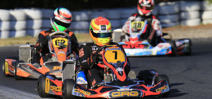 Rotax 125 Heavy   Rotax Max Racing Australia